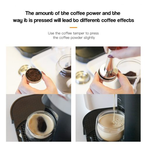 Reusable Big Coffee Capsule Filter