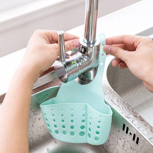 Kitchen Sink Hanging Strainer