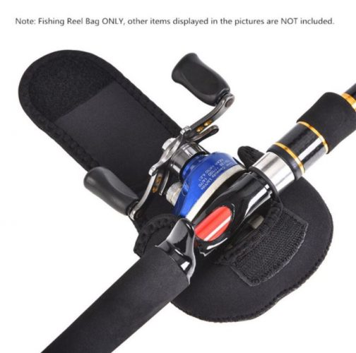 Baitcasting Fishing Reel Protective Case