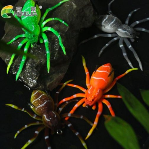 Spider Softbait Lure