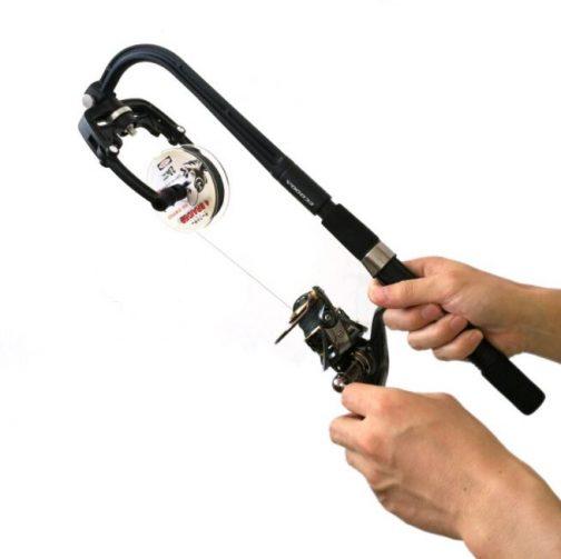 Ultimate Fishing Reel Line Winder Spooler