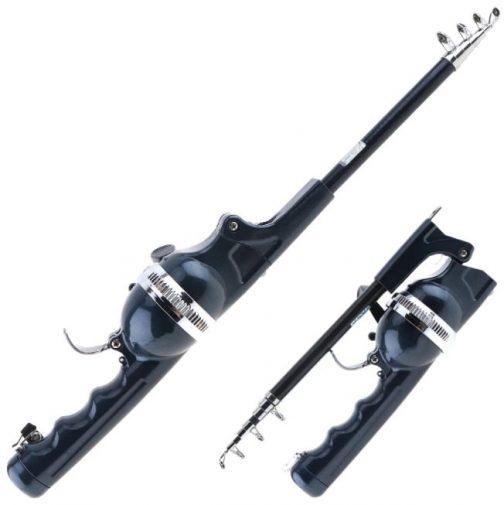 Glass Fiber Foldable Fishing Rod