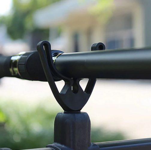 Fishing Rod Rest Gripper For Rod Pod Holder