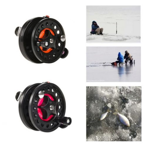 Winter Ice Fishing Reel