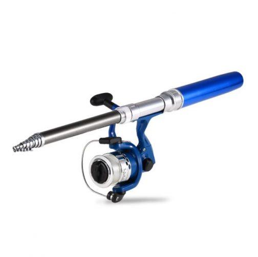 Fishing Rod Combo And Reel Full Kit