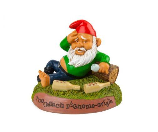 The Hungover Garden Gnome