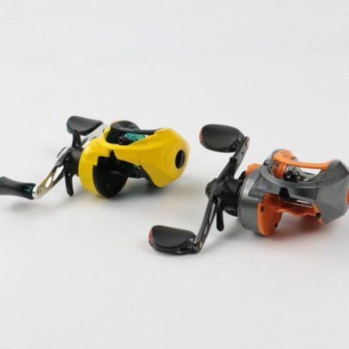 Fishing Wheel Magnetic Brake Water Drop Left/Right Hand Reel