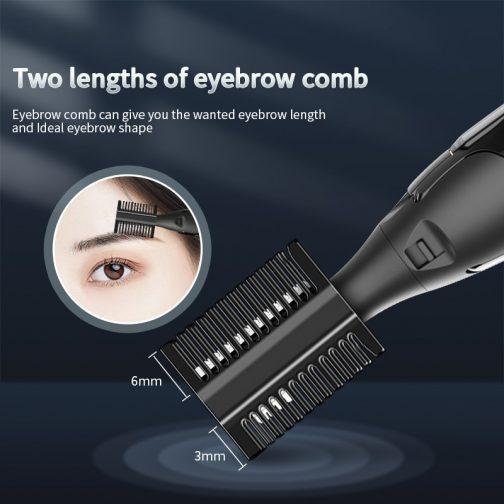 Multifunctional Electric Eyebrow Trimmer