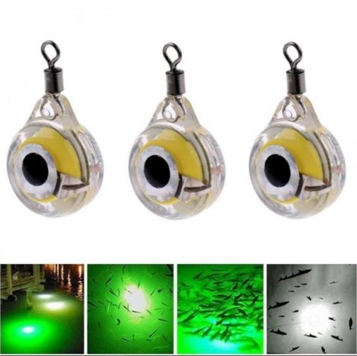 LED Fishing Lure Night Light