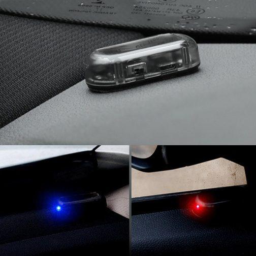 Car Fake Security Alarm