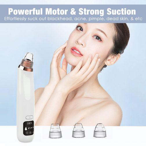 Blackhead Remover Vacuum Pore Cleaner