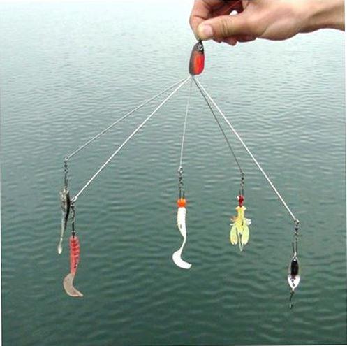 Multifunctional Fishing Combination Hook