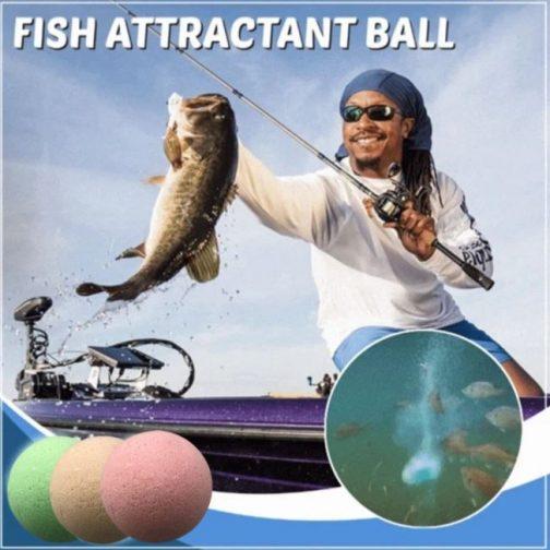 Fish Attractant Ball