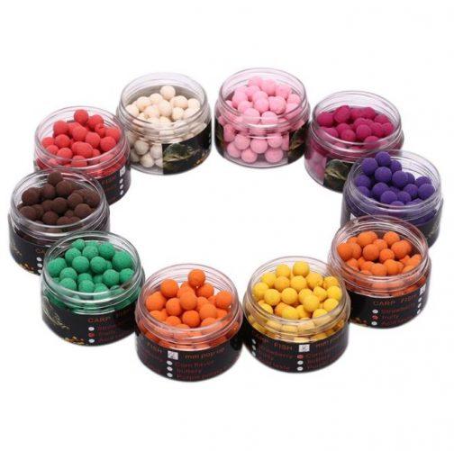 Carp Flavored Fish Bait Beads