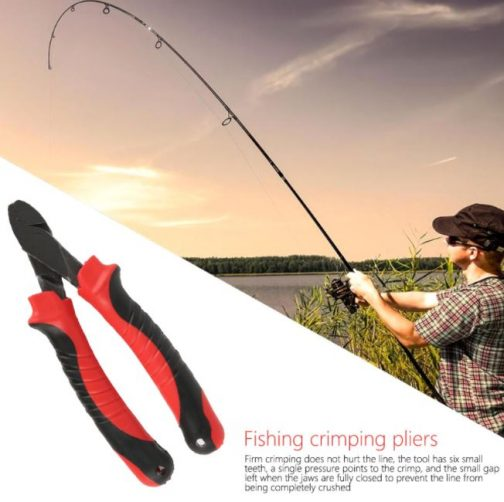 Fishing Crimping Plier