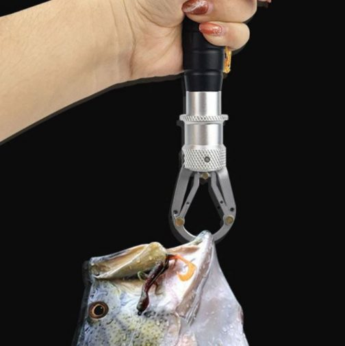Multifunctional Fish Lip Gripper