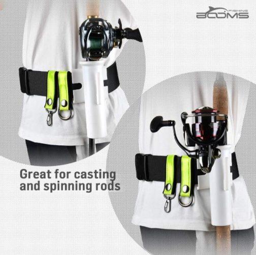 Adjustable Waist Fishing Rod Holder