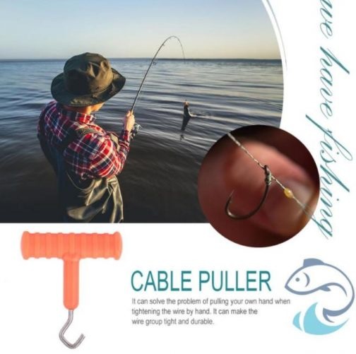 Stainless Steel Fishing Knot Puller