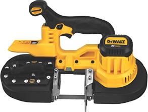 DEWALT 20V MAX Portable Band Saw, Tool Only (DCS371B)
