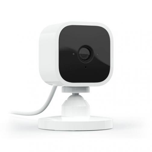 Blink Mini Wi-Fi Indoor 1080p IP Camera - White