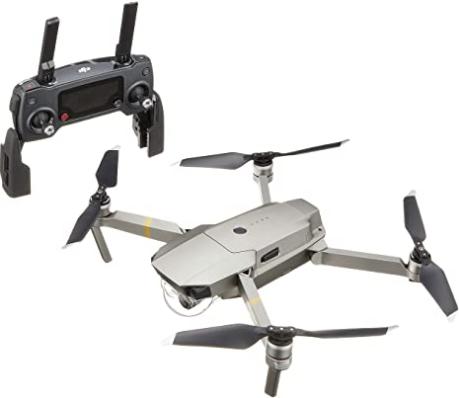 DJI Mavic Pro Platinum Shoulder Bag Combo Quadcopter with Camera