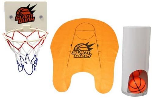 Thumbsup UK, Slam Dunk Toilet Basketball Set
