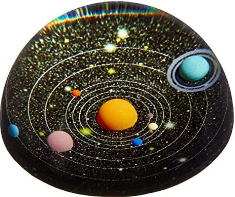 Kikkerland Planetarium Paperweight (SC22)