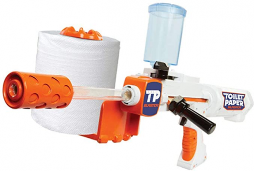 TP Blaster 61734 Toilet Paper Blaster Skid Shot