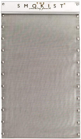 The Smokist Smoking Pouch for Grill – Stainless Steel Mesh