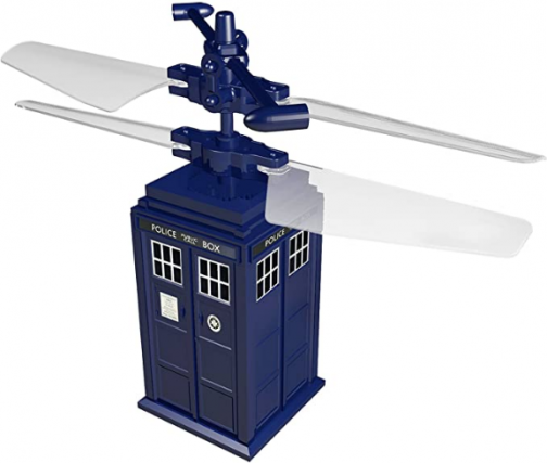 Dr Who Remote Control Flying Tardis