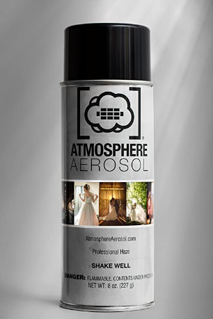 Atmosphere Aerosol - 6 Pack - Haze for Photographers & Filmmakers