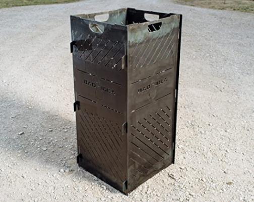"""Bad Idea Pyro Cage 48"""" Incinerator"""