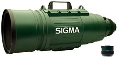 Sigma 200-500mm f/2.8 APO EX DG Ultra-Telephoto Zoom Lens for Canon DSLR Cameras