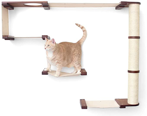 CatastrophiCreations Mini Garden - Multiple-Level Cat Hammock
