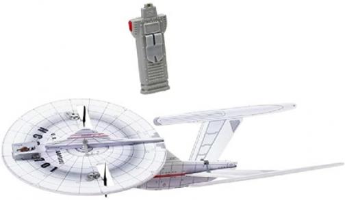 TYCO R/C STAR TREK U.S.S. ENTERPRISE NCC-1701 Quick Charge Flier
