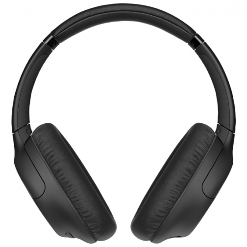 Sony WH-CH710N Over-Ear Noise Cancelling Bluetooth Headphones - Black