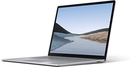 "Microsoft V9R-00001Surface Laptop 3 – 15"" Touch-Screen – AMD Ryzen 5 Surface Edition - 16GB Memory - 256GB Solid State Drive – Platinum"