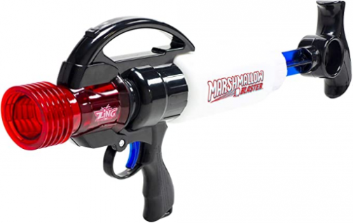 Zing Marshmallow Classic Extreme Blaster, 1 Blaster and 1 Target, Shoots Marshmallows Up to 40 Feet (Marshmallows not Included)