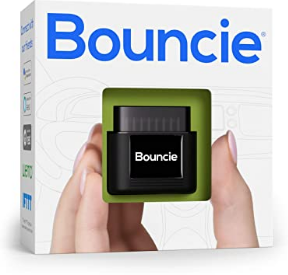 Bouncie - Vehicle Location, Accident Notification, Route History, Speed Monitoring, GeoFence, GPS Car Tracker, No Activation Fees, Cancel Anytime, Family or Fleets