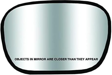 CIPA 11125 Hand Mirror