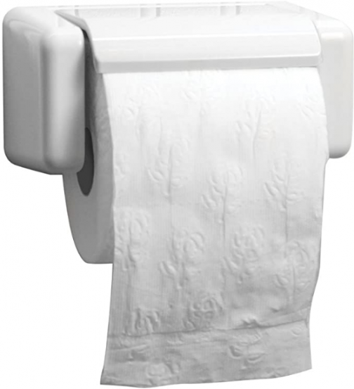 EZ-Load Toilet Paper Holder