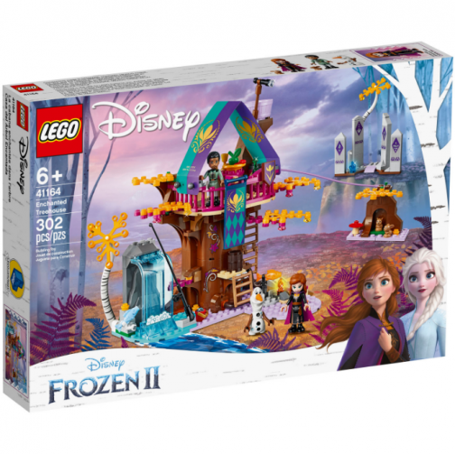LEGO Disney Frozen 2: Enchanted Treehouse - 302 Pieces (41164)