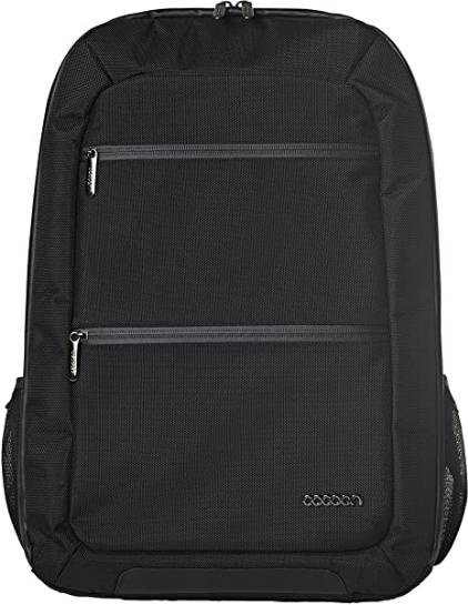 """Cocoon MCP3451BK SLIM XL 17"""" Backpack (Black)"""