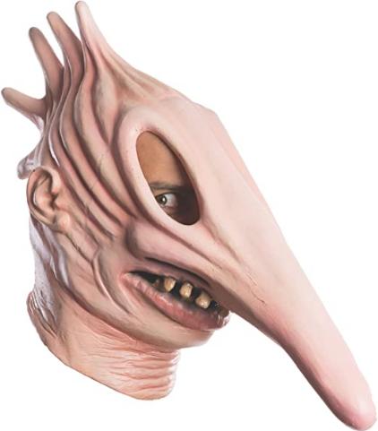 Rubie's Costume Men's Beetlejuice Adam Mask