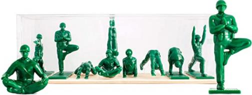 Yoga Joes Series 1 Green
