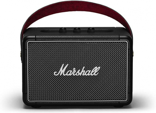 Marshall Kilburn II Portable Bluetooth Speaker - Black (1002634)