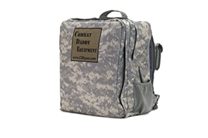 Combat Daddy Equipment Model 1 Diaper Bag