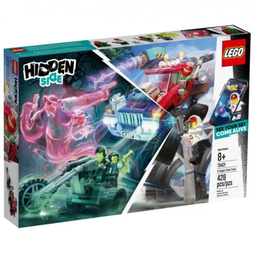 LEGO Hidden Side: El Fuego's Stunt Truck - 428 Pieces (70421)