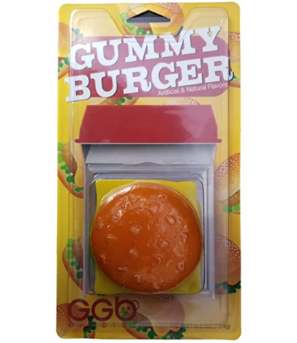 Giant Gummy Hamburger (7oz)