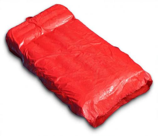 Swimline Sunsoft Mattress, Red
